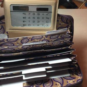Bags - Organizer Wallet